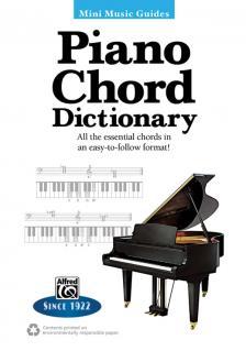 MMG: PIANO CHORD DICTIONARY