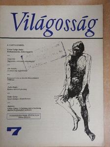 Dér Katalin - Világosság 1978. július [antikvár]