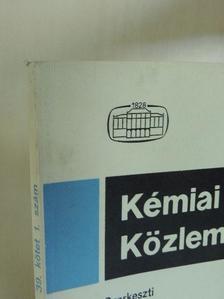 Beck Mihály - Kémiai Közlemények 1973/1. [antikvár]