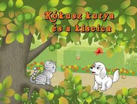 Lengyel Orsolya - Kókusz kutya és a kiscica [eKönyv: pdf]