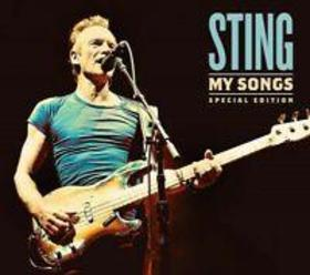 Sting - MY SONGS SPECIAL EDITION - 2 CD