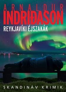 Arnaldur Indridason - Reykjavíki éjszakák [eKönyv: epub, mobi]