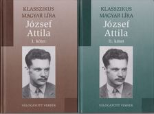 JÓZSEF ATTILA - József Attila - Válogatott versek I-II. [antikvár]