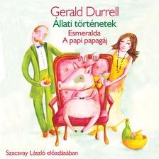 Gerald Durrell - Állati történetek [eHangoskönyv]