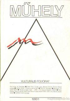 Villányi László - Műhely 1990. XIII. évf. (hiányos) [antikvár]