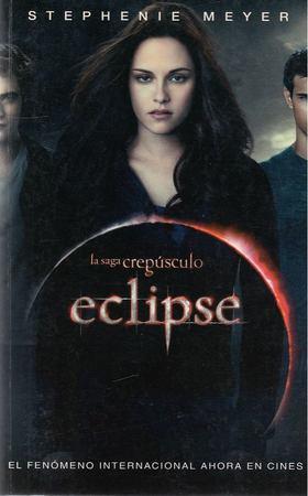 Eclipse - La saga crepúsculo [antikvár]