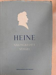 Heinrich Heine - Heine válogatott versei [antikvár]