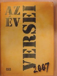 Báger Gusztáv - Az év versei 2007 [antikvár]