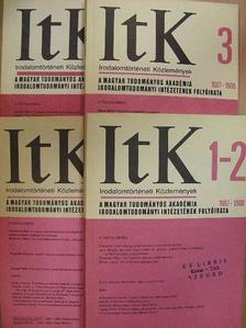 Ács Pál - Irodalomtörténeti Közlemények 1987-1988/1-6. [antikvár]
