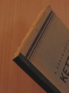 A. Conan Doyle - Kettős [antikvár]