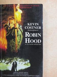 Simon Green - Robin Hood, a tolvajok fejedelme [antikvár]