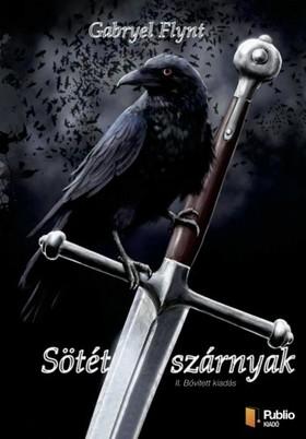 Gabryel Flynt - Sötét szárnyak [eKönyv: pdf, epub, mobi]