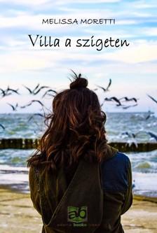 Melissa Moretti - Villa a szigeten [eKönyv: epub, mobi]