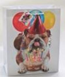 338376 - PAPÍRTASAK F.SZ.NAPI PARTY DOG 26*32