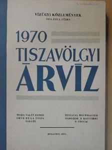 Bencsik Béla - Vízügyi Közlemények 1971/3. [antikvár]