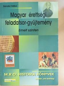 Ady Endre - Magyar érettségi feladatsor-gyűjtemény [antikvár]
