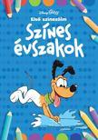 Disney - Első színezőim - Színes évszakok
