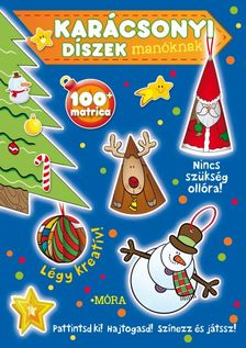 Karácsonyi díszek manóknak