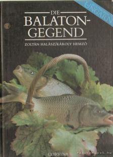 Halász Zoltán - Die Balatongegend [antikvár]