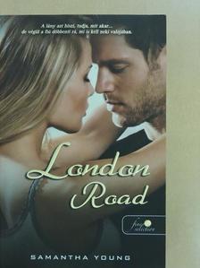 Samantha Young - London Road [antikvár]