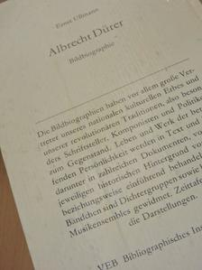Ernst Ullmann - Albrecht Dürer [antikvár]