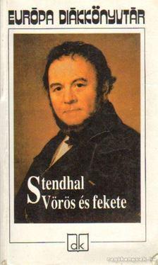 Stendhal - Vörös és fekete [antikvár]