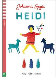 Johanna Spyri - Heidi + CD