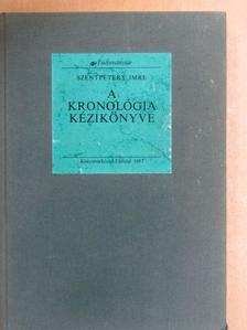 Érszegi Géza - A kronológia kézikönyve [antikvár]