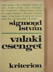 Sigmond István - Valaki csenget [antikvár]