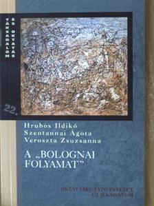 """Hrubos Ildikó - A """"bolognai folyamat"""" [antikvár]"""