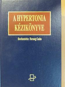 Alföldi Sándor - A hypertonia kézikönyve [antikvár]