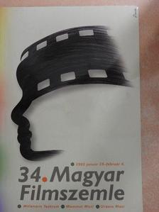 Ács Miklós - 34. Magyar Filmszemle [antikvár]