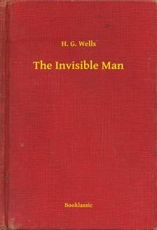 H.G. Wells - The Invisible Man [eKönyv: epub, mobi]