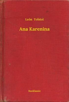 Lev Tolsztoj - Ana Karenina [eKönyv: epub, mobi]