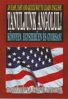 Erdész Fanni - Tanuljunk angolul! [antikvár]