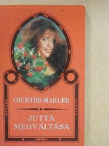 H. Courths-Mahler - Jutta megváltása [antikvár]