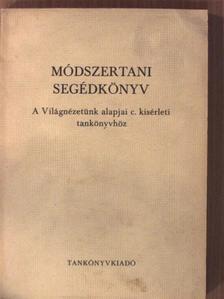 Bodó György - Módszertani segédkönyv [antikvár]