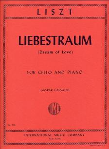 LISZT - LIEBESTRAUM (DREAM OF LOVE) FOR CELLO AND PIANO (GASPAR CASSADO)