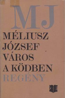 Méliusz József - Város a ködben [antikvár]