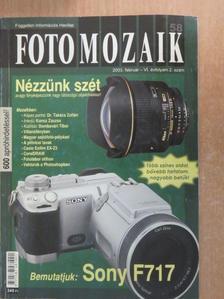 Dr. Takács Zoltán - Foto Mozaik 2003. február [antikvár]
