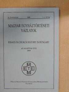 Bohán Béla - Magyar Egyháztörténeti Vázlatok 2008/1-2. [antikvár]