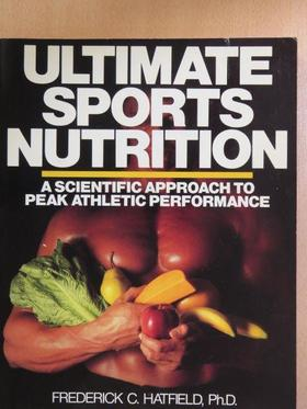 Frederick C. Hatfield - Ultimate Sports Nutrition [antikvár]