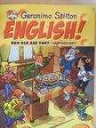 Geronimo Stilton - English! - How old are you? [antikvár]