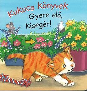 Anna Taube - Kukucs könyvek - Gyere elő, kisegér! (midi) ###