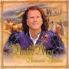 André Rieu - ROMANTIC PARADISE CD ANDRÉ RIEU
