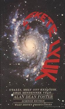 Alan Dean Foster - A fekete lyuk [antikvár]