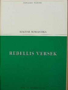 Kölcsey Ferenc - Rebellis versek [antikvár]