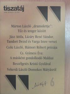 Alföldy Jenő - Tiszatáj 1998. június [antikvár]