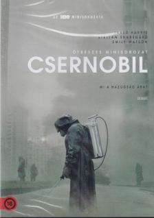 CSERNOBIL MINISOROZAT DVD