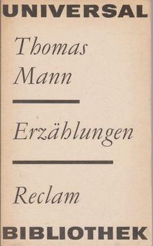 Thomas Mann - Erzählungen [antikvár]